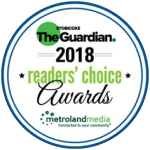 2017 Reader's Choice Award